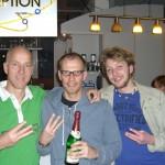 Siegermannschaft NL 1 2012